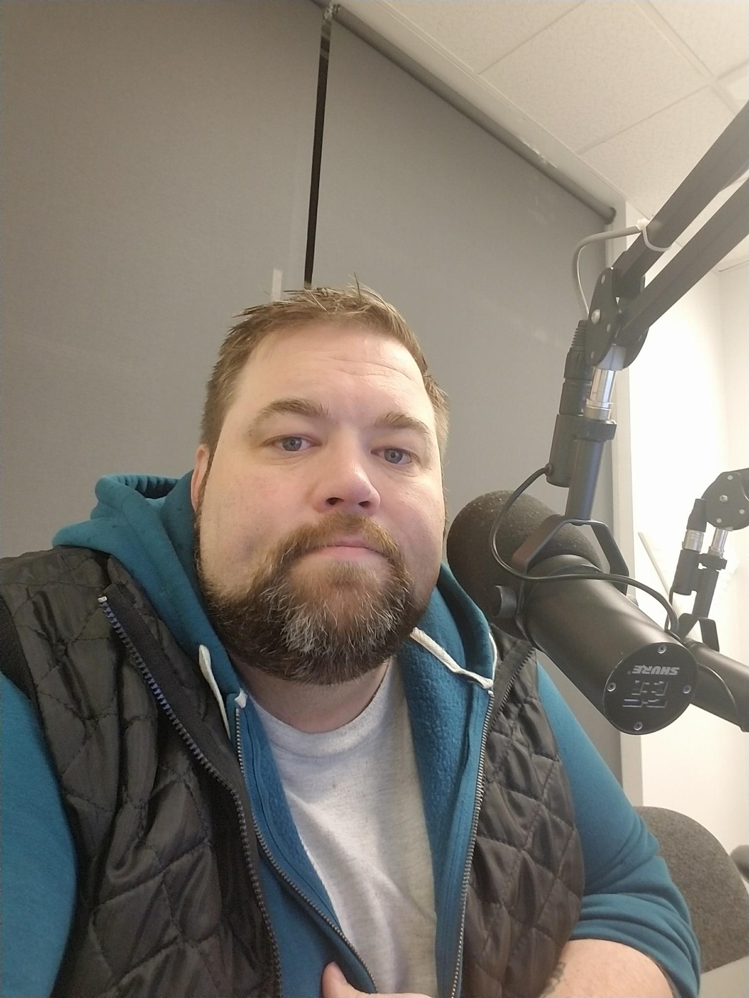 Impolite Company Podcast Host Chris Cyr